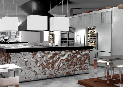 Sea Silver (6 Awards Kitchen)
